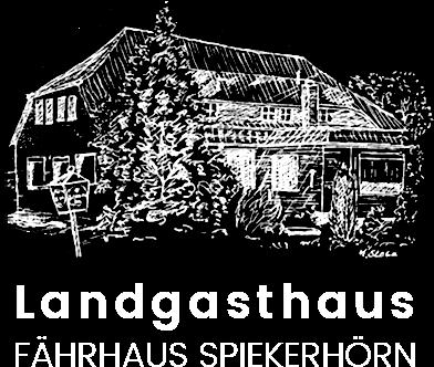 Landgasthaus Fährhaus Spiekerhörn - Logo