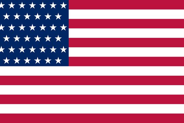 Amerikanisches Buffet